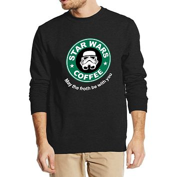 Star Wars Darth Vader 2016 autumn winter men sweatshirt new fashion hoodies streetwear tracksuit harajuku  clothing