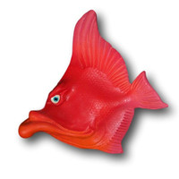 Reeve - Fish With Attitude - Artist Mike Quinn