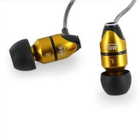 MEElectronics M31-LV In-Ear Headphones for iPod, iPhone, MP3/CD/DVD Players (Lavender)
