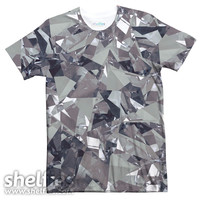 Grey Diamonds Tee