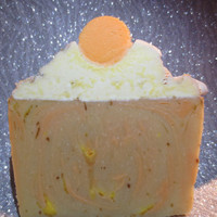 Pumpkin Crunch Cake Home made soap!