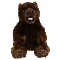 Disney Parks Grizzly River Run Puppet Plush New With Tags