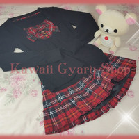 Liz Lisa Doll Top and Skirt Setup (NwoT)