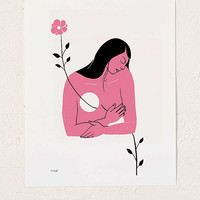 Hanna Barczyk Hope Art Print | Urban Outfitters