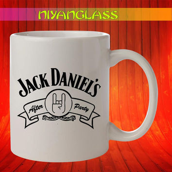 jack Daniel Party mug, jack Daniel Party cup, jack Daniel Party,  personalized cup, funny mugs, birthday ceramic mug