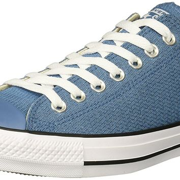 Converse Men's Chuck Taylor All Star Basketweave Low Top Sneaker