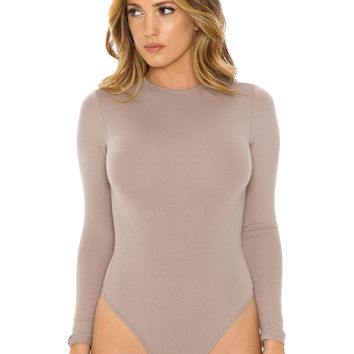 Naked Wardrobe The NW Bodysuit