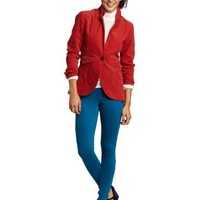 Volcom Juniors Zip It Blazer