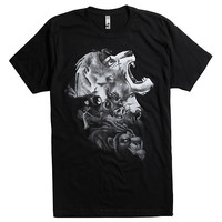 Disney The Lion King Simba Roar T-Shirt