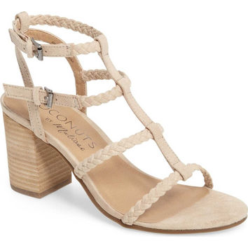 coconuts by matisse - cora - heeled sandal - ivory