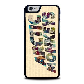 ARCTIC MONKEYS CHARACTERS iPhone 6 / 6S Case Cover