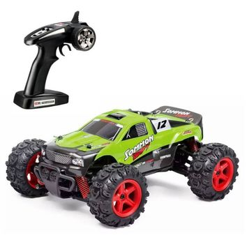 Cool RC Car SUBOTECH 25MPH 40km/h High Speed 1:24 Scale Off Road toy car toys for children