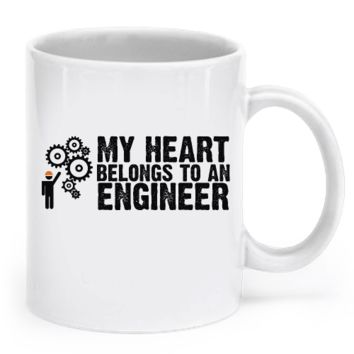 My Heart Belongs To An Engineer myheartengineer