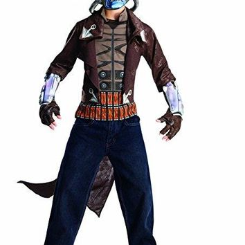 Star Wars The Clone Wars, Child's Deluxe Costume And Mask, Cad Bane Costume