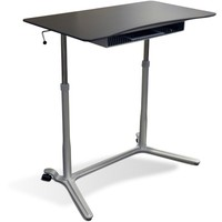 Jesper Sit & Stand Height Adjustable Standing Desk | www.hayneedle.com