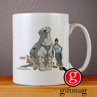 The Legend of Korra Ceramic Coffee Mugs