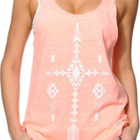A-Lab Campa Arrow Tank Top
