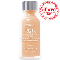 True Match Super Blendable Makeup - SPF Foundation - L'Oreal Paris