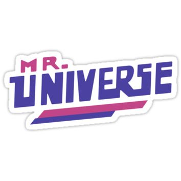Mr. Universe by Amber-rosin