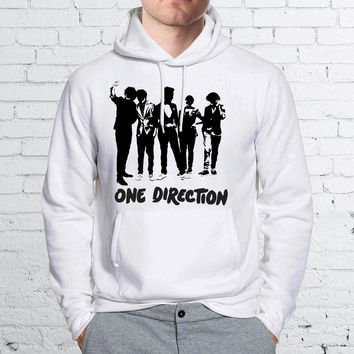 Silhouette of One Direction Unisex Hoodies - ZZ Hoodie