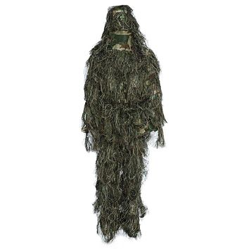 Ghillie Suit for Hunting and Airsoft/Paintball