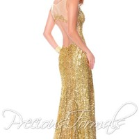 Precious Formals L46693 at Prom Dress Shop