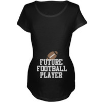 Future Football Player Maternity Shirt