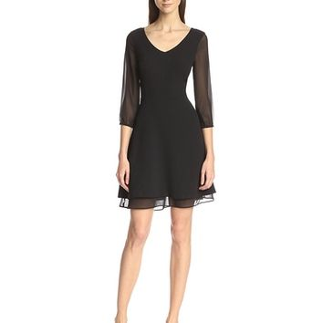 Marc New York Women's Fit-and-Flare Dress at MYHABIT