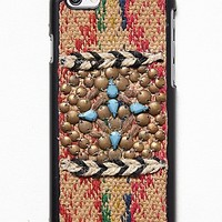 Free People Womens Bangalore iPhone Case