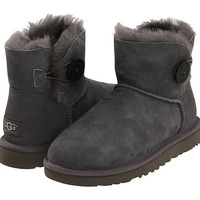 UGG Mini Bailey Button Chestnut - Zappos.com Free Shipping BOTH Ways