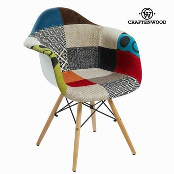 Pp patchwork chair by Craften Wood
