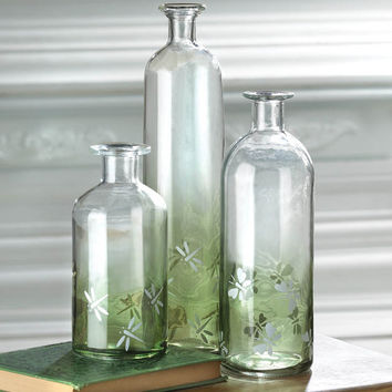 APOTHECARY STYLE Glass Bottle Wedding or Party Decor