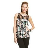 Pleated Tank Top - Lily Star