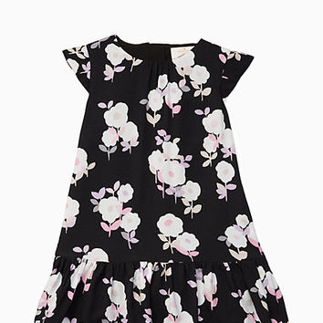 toddlers' floral dress