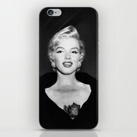 Marilyn Forever II iPhone & iPod Skin by Maioriz Home