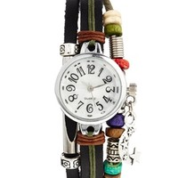 Medley Black Friendship Watch