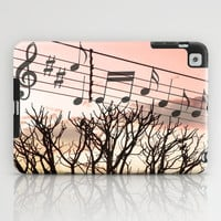 Melody iPad Case by Louise Machado