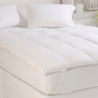 Down and Feather Mattress Topper