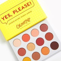 Colourpop YES PLEASE