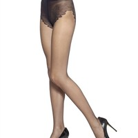 No nonsense Almost Bare Pantyhose with Lace Panty | Womens Pantyhose