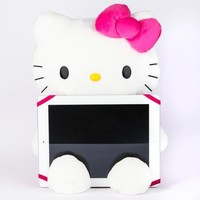 Hello Kitty Plush Tablet PC Stand