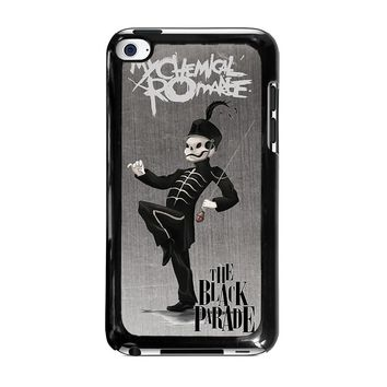 MY CHEMICAL ROMANCE BLACK PARADE iPod Touch 4 Case Cover