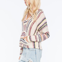 BILLABONG Baja Crop Womens Poncho Sweater | Sweatshirts & Hoodies
