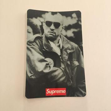 Supreme Taxi Driver Sticker
