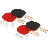 EastPoint Sports 4-Player Paddle and Ball Set with Organizer - Walmart.com