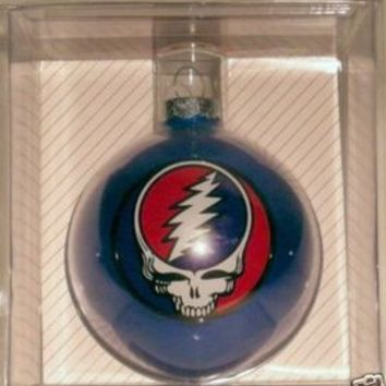 Grateful Dead - SYF Blue Ornament