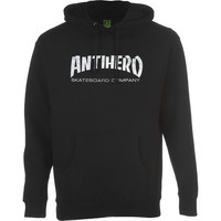 Anti-Hero Skate Co Pullover Hoodie - Men's Black,