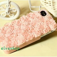 iphone 5s case iphone 5c case Rose Iphone 4/4s Bling  case,lace samsung galaxy s3 case galaxy s4 s5 note2 note3  case