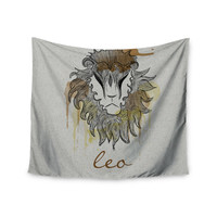 "Belinda Gillies ""Leo"" Wall Tapestry"