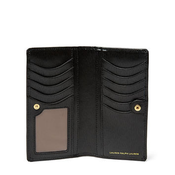 Medium Newbury Saffiano Wallet